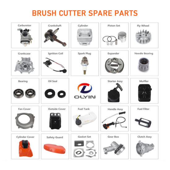 Top Quality Gasoline Powered 52cc Brush Cutter (BC520) pictures & photos