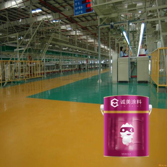 Water Based Acid Resistant Epoxy Floor Coating