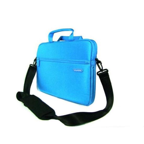 Fashionable Handle Shoulder Neoprene Laptop Bag (FRT1-132)