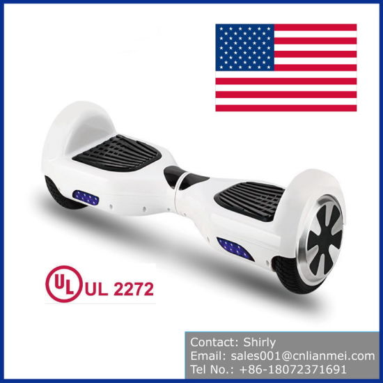 Self Balance Scooter Mini Smart Hoverboard UL2272 pictures & photos