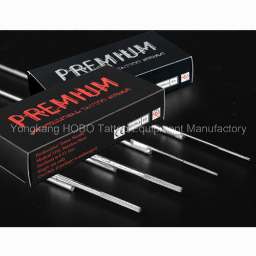 Top Quality Stainless Steel Disposable Tattoo Needles Studio Supplies pictures & photos