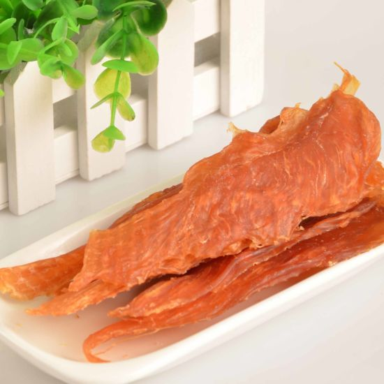 Chicken Jerky Cheap Dog Dry Food pictures & photos