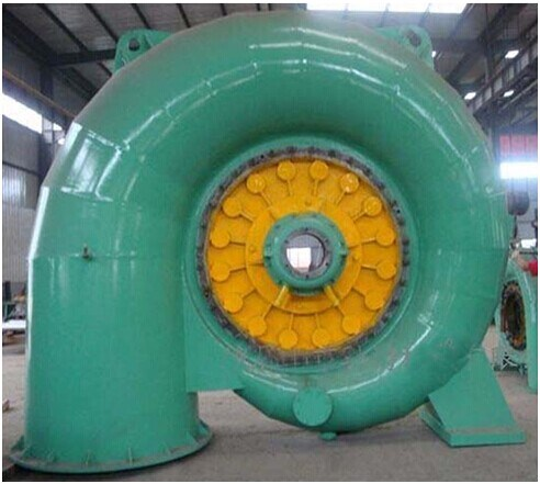 Kaplan Turbine/ Kaplan Water Turbine System pictures & photos