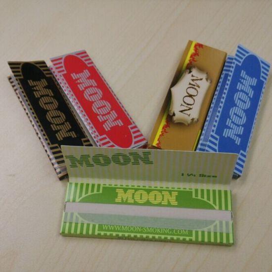 Moon Green 1 25 Ultra Thin Best Rolling Paper