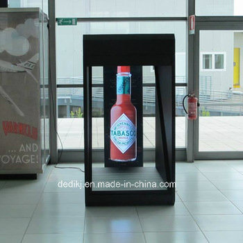 Digital Signage Holographic 3D LCD Video Display Commercial Advertising Playe
