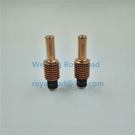 Powermax 65/85/105 Plasma Cutting Cutter Torch Consumables Ew220842 Electrode pictures & photos