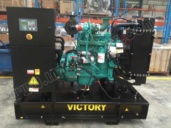 20kVA~250kVA Cummins Power Soundproof Generator with Ce/Soncap/CIQ Certifications pictures & photos