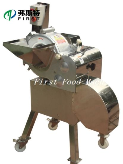 Industry Cube Cutting Machine/Fruit Vegetable Cube Cutter pictures & photos