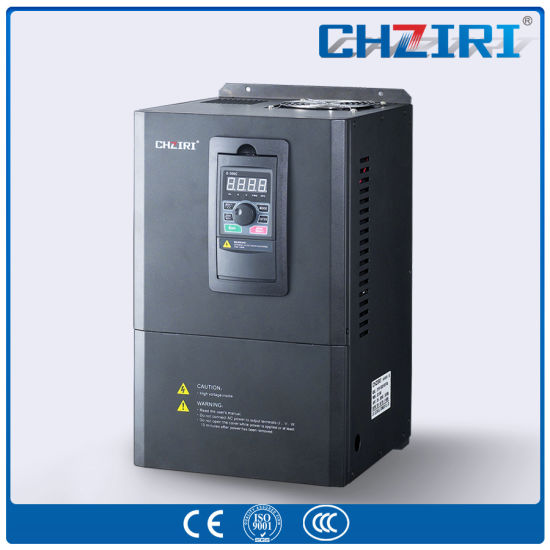 Chziri High Performance Frequency Inverter 15kw Zvf300-G015/P018t4MD pictures & photos