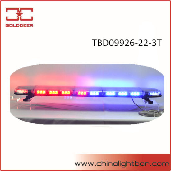 China bluered tir 66w police car led light bar china light bar bluered tir 66w police car led light bar mozeypictures Image collections