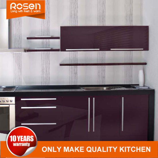 Buy High Gloss Stainless Steel Kitchen Cabinets Furniture Online