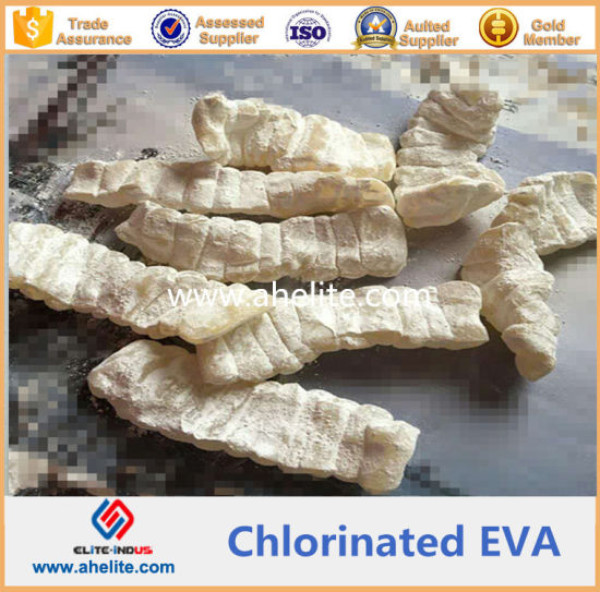 Supply Chlorinated Ethylene Vinyl Acetate Copolymer Ceva pictures & photos