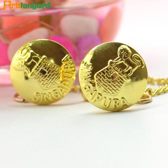 Promotion High Quality Custom Metal Cufflinks