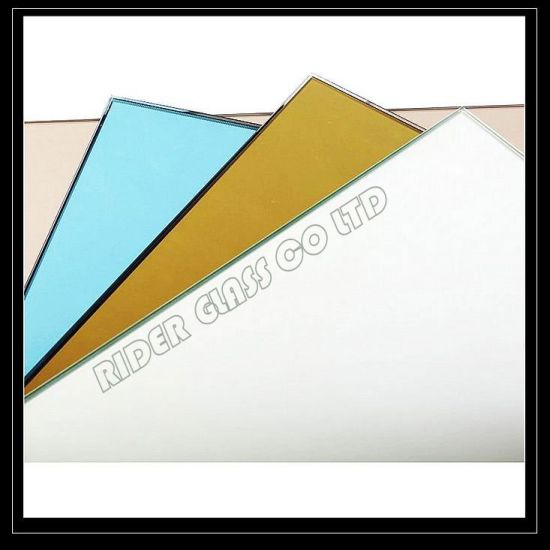 3-6mm Single Coated Aluminum Mirror Glass Sheet pictures & photos