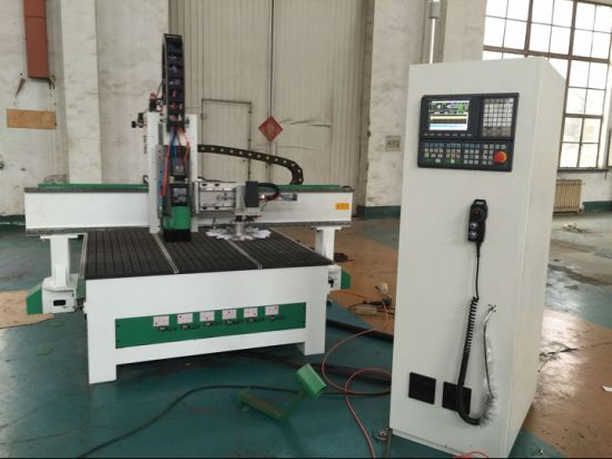 Automatic Tool Changer CNC Woodworking Machine