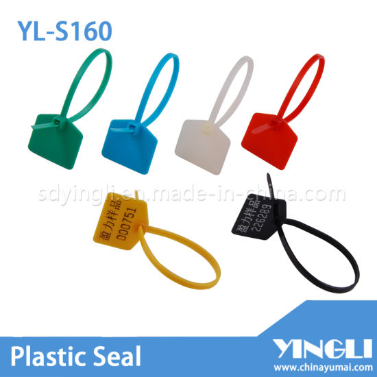 Markable Cable Tie Tag with 16cm Length (YL-S160) pictures & photos