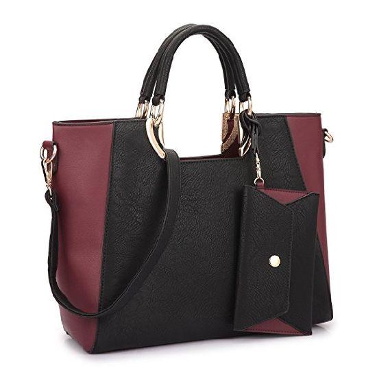 3cedc0f53c45 Women Bag Ladies Handbag Lady Handbag Tote Bag Fashion Bags Designer  Handbags PU Leather Bags (WDL0377)