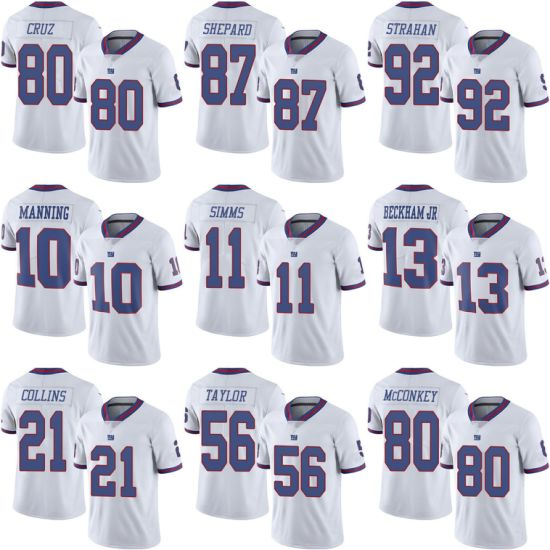 cheap for discount 62e97 a6dd3 China Toddlers New York Eli Manning Phil Simms Odell Beckham ...