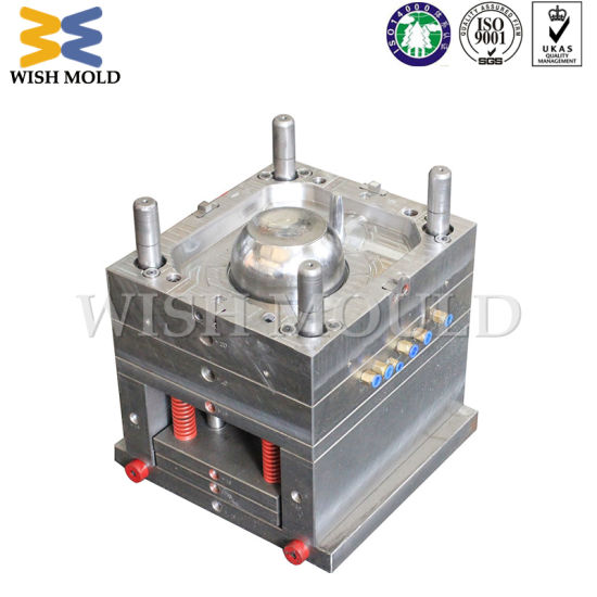China Household Product Injection Plastic Bowl Molding Mould Making