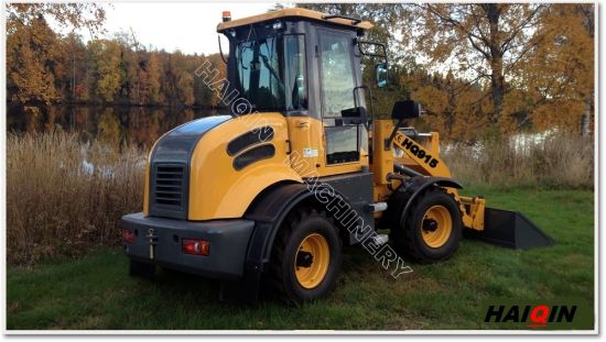 Multi-Function Construction Machinery (HQ915) with Timber Grab pictures & photos