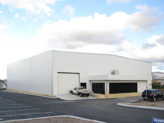 Competitive Metallic Steel Structure Framed Aircraft Hangar, Structural Steel Plane Garage with Drawing