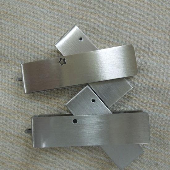 Classical Promotional Metal Swivel USB Flash Drive (ZJXZ)