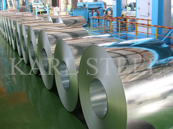 Foshan 201grade 2b Surface Cold Rolled Stainless Steel Coil pictures & photos