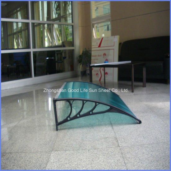 China Diy Economic Polycarbonate Window Awning For Balcony Patio China Polycarbonate Sheet And Polycarbonate Twin Wall Sheet Price