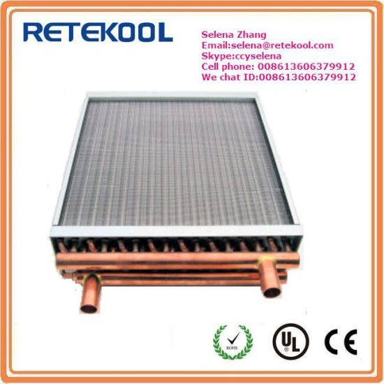 China Wood Boiler Copper Heat Exchanger Coil - China Wood Boiler ...