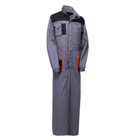 2018 Personalized Fashionable 100%Cotton Cheap Coverall Suit