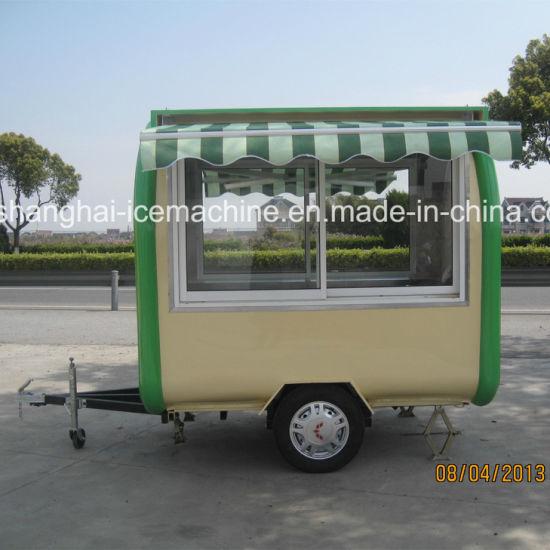 Mobile Food Cart Price, Bike Food Cart Jy-B6