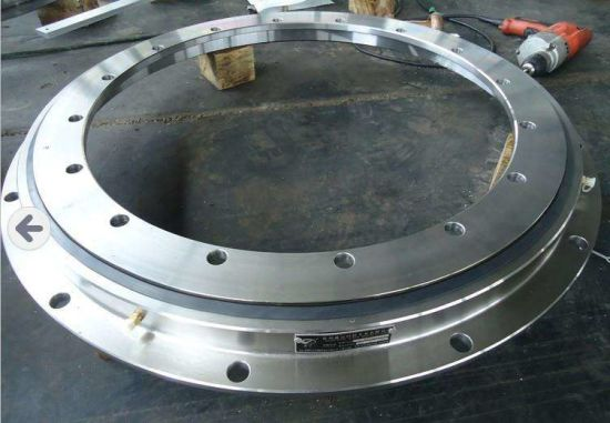 Single-Row Ball Slewing Bearing Slewing Ring pictures & photos