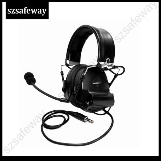 Walkie Talkie Tactical Headset for Kenwood Baofeng UV-5r pictures & photos