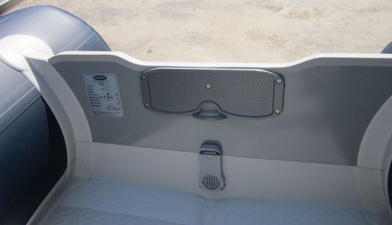 Aluminum Floor Inflatable Fishing Boat pictures & photos