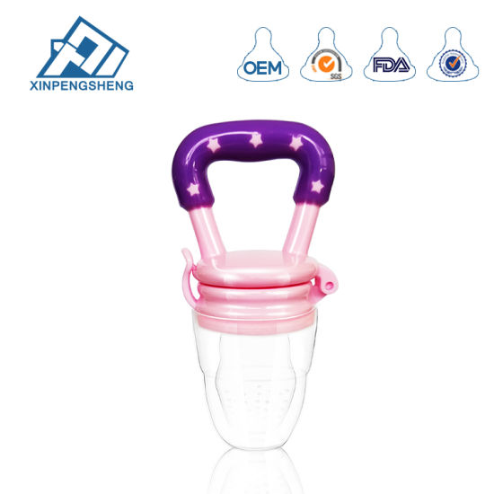 China Wholesale Best Selling Baby Fruit Feeder Pacifier Baby