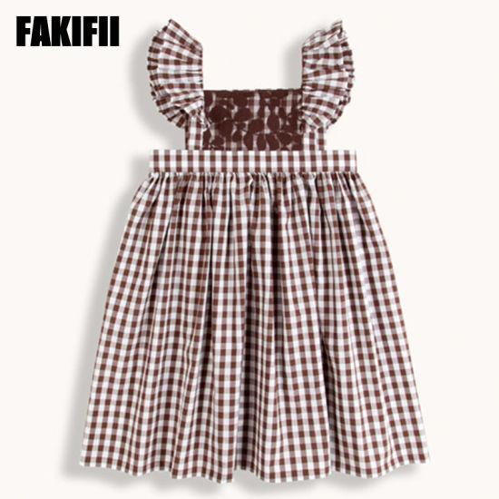 22692dd9d2ba China OEM  ODM Customised Baby Wear Children Apparel Summer Girl ...