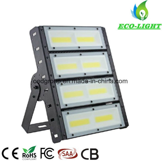 Ce TUV FCC 20000 Lumens COB LED Tunnel Light 200W
