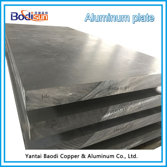 Alloy Aluminum Sheet and Plate 5052-H32 5083-H112 5754-H32 pictures & photos
