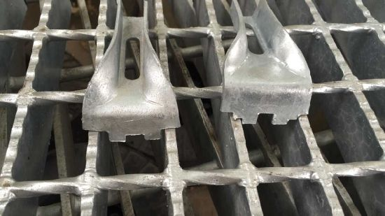 Hot DIP Galvanized Saddle Fixing Grating Clip pictures & photos