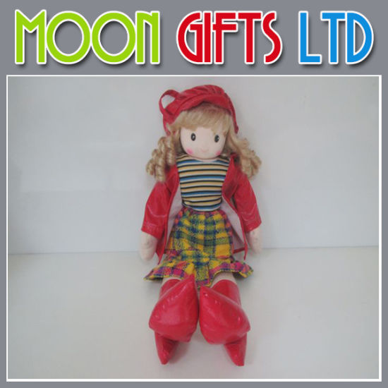 Beautiful Stuffed Plush Baby Toy Doll for Kids pictures & photos
