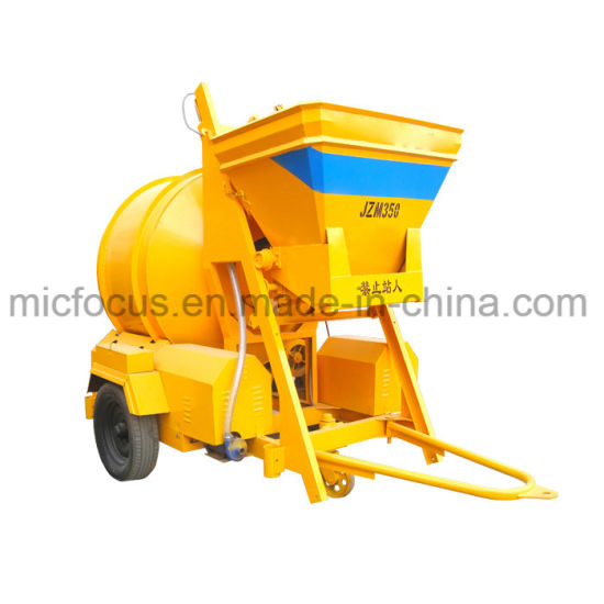 Jzc350 Portable Concrete Mixer Machine Price