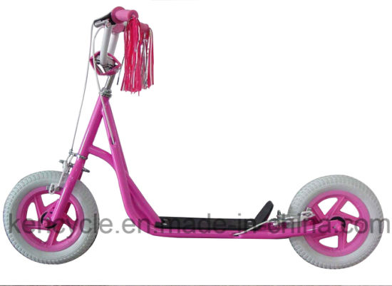 12inch Classic Kick Scooter/Sports Scooter/ Foot Bike/Kick Bicycle/Excise Scooter/Street Kick Scooter