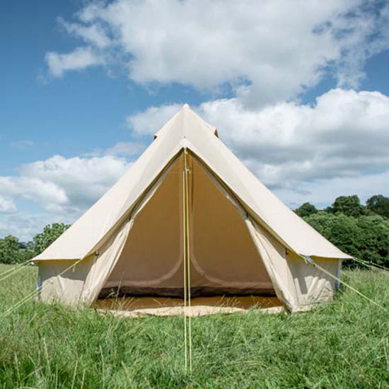 High Quality 5m Bell Tent Canvas Bell Teepee Tent Waterproof Canvas Safari Emperor Bell Tent for Sale : waterproof canvas tent - memphite.com
