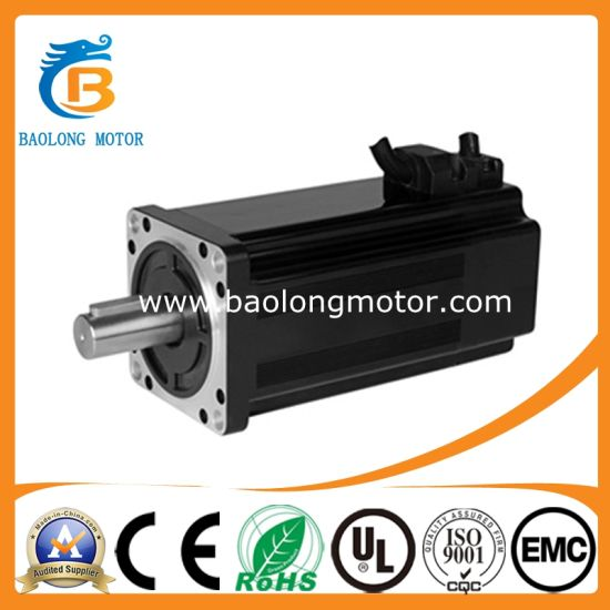 NEMA 17 Brushless DC Motor/BLDC Motor Geared Motor for Printer(24VDC) pictures & photos