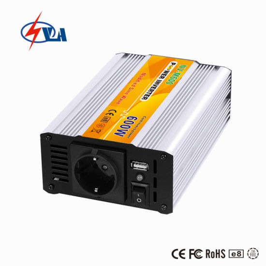 Intelligent Power Inverter 600w For Camping