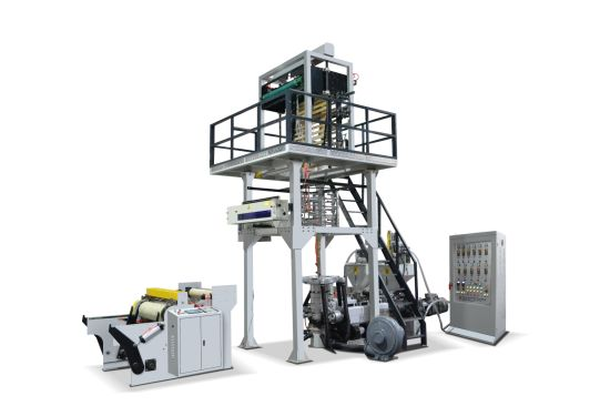 ABA Film Blowing Machine for Plastic PP/PE High-Speed