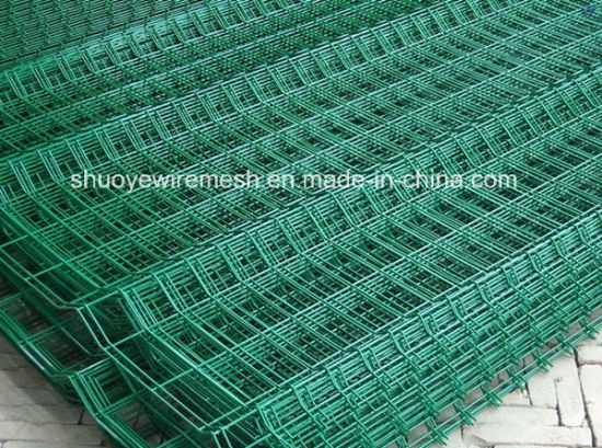 PVC Coated Welded Wire Mesh pictures & photos