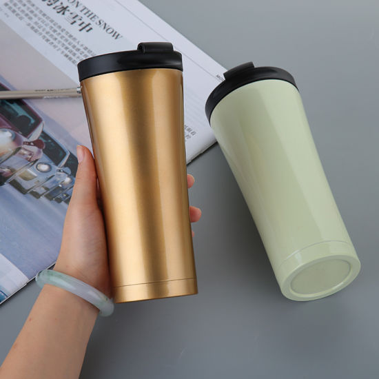 Insulated Stainless Steel Travel Cup Vacuum Sealed Travel Thermos Cup
