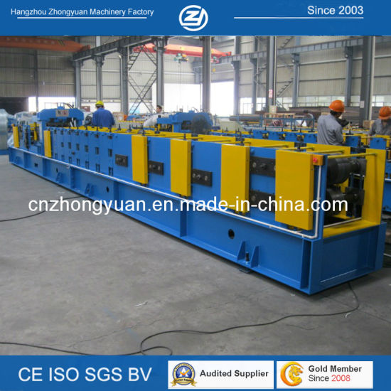 Hot Sale Galvanized Metal Panel Processing Equipment C Z Purline Roll Forming Machine Prices with ISO9001/Ce/SGS/Soncap pictures & photos