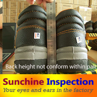 Shoes Inspection Services in All China / Indonesia / Vietnam / India / Pakistan and Bangladesh pictures & photos